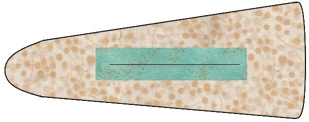 LineOnIroningBoard
